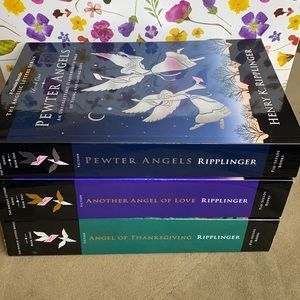 Set of the Angelic Letters books 1-3